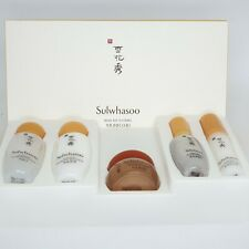 Sulwhasoo Basic Set 5 items AMORE PACIFIC Anti-Aging Korean Cosmetics