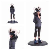 Anime Naruto Shippuden Inuzuka Kiba PVC Action Figure Collect Figurine Toy 22CM