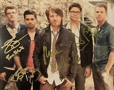 TENTH AVENUE NORTH Christian Band Signed Autographed 8x10 Photo MIKE DONEHEY COA