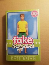 Fake Boyfriend by Kate Brian (2007, Hardcover) - First Edition