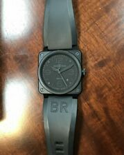 Gents Bell & Ross BR 03-92 Phantom Automatic Gents Wrist Watch With Box Papers