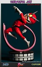 First4figures Exclusive Viewtiful Joe Statue Sega Sonic Megaman Zelda Link PS2
