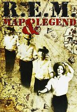 R.E.M. Map & Legend - Lo Vecchio - Libro nuovo in offerta!