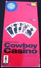 Cowboy Casino. 3DO Console.Game