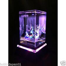 LIMITED EDITION Puella Magi Madoka Magica Talisman 3D Laser Cristal w/ LED Light