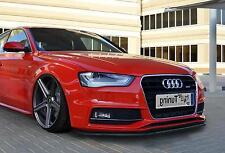 Frontspoiler Lippe Schwert Cup  ABS für Audi A5 B8 Facelift S-Line ab Bj. 2011-