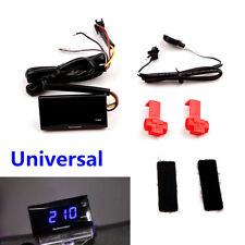 Mini Blue LED RPM Meter Digital LCD Display Motorcycle Engine Tachometer Gauge