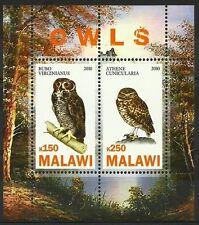 Malawi Hiboux Oiseaux Chouettes Bubo Aves Ucelli Owls Birds Eulen Vogel ** 2010