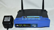 Linksys WRT54G Version 5 V5 Wireless G Broadband Router with 4-Port Switch