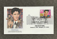 Elvis Presley First Day of Issue January 8, 1993 Memphis, TN 38101