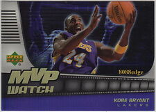 2006-07 UD RESERVE MVP WATCH GOLD: KOBE BRYANT - LAKERS ALL TIME GREATS
