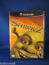 Nintendo Game Cube Shrek 2 Complete