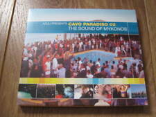 VARIOUS ARTISTS - CAVO PARADISO 02 - DOUBLE CD ALBUM 2002 - MINT