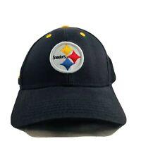 Pittsburgh Steelers Baseball Cap Hat NFL Football Team Apparel Adjustable