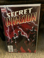 SECRET INVASION LOT-MS MARVEL/THOR/INHUMANS/X-MEN/SPIDER-MAN/AVENGERS APP-NM-CGC
