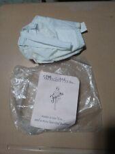 Vintage Bullet Pointy Bra 28E Figurette 526 White Lace New Nos Torpedo Wire-free