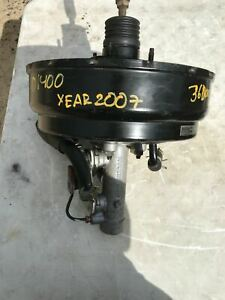 2005 TO 2008 UD 1200 1400  BRAKE BOOSTER F01G06102N