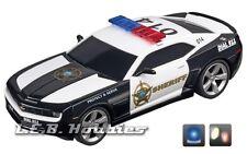 Carrera Digital 132 Chevrolet Camaro Sheriff slot car 30756
