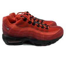 Nike Air Max 95 OG Habanero Red Black Running Shoes AT2865-600 Mens Size 9