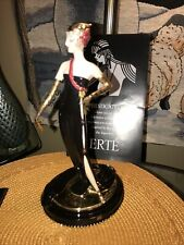 New ListingStunning Franklin Mint House of Erte Figurine Untamed Beauty Limited Edition