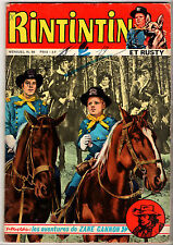MENSUEL RINTINTIN ET RUSTY n°66 ¤ KID ROY/ZANE CANNON ¤ 1975 SAGEDITION