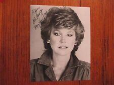 """MARY  KAY  PLACE(""""Mary Hartman, Mary Hartman"""")Signed 7 X 9 Black & White Photo"""