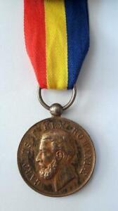 (M) Rumänien - Kingdom medal - Bene Merenti Medal - REX