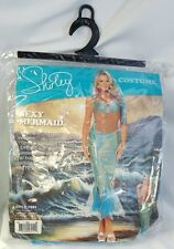 Sexy Mermaid 2 piece Costume by Shirley Medium to Large New