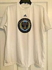 Boys Adidas Mls Phila Philadelphia Union Jersey Shirt Top Futbol Soccer Xl