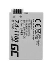 950mah lp-e8 ACCU BATTERIA 2x per Canon EOS Kiss x4 x5 x6i Rebel t2i t3i t4i t5i