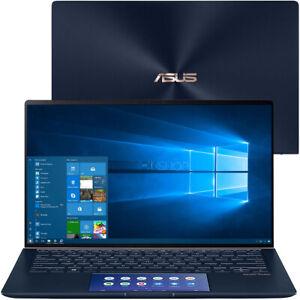 """ASUS ZenBook 14"""" Notebook Laptop i7-10510U 16GB 512GB MX350 Blue UX434FQ-A5151T"""