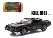 GREENLIGHT 86452 1:43 1979 PONTIAC FIREBIRD TRANS AM KILL BILL VOL 2, CAR