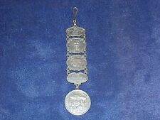 Quaker Oats Metal Chain Order of the Smiling Face