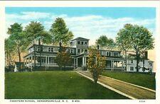 Hendersonville, NC The Fassifern School