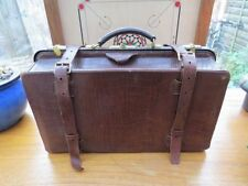 Leather Expandable Suitcases