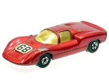 Matchbox 1:87 Porsche 910 met.-rot. No. 68