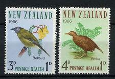 Birds New Zealand Stamps