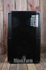 Yamaha DBR15 Active Powered Loudspeaker 15 Inch 2 Way Bi Amp 1000 Watt Speaker