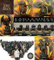 FIGURINE : LORD OF THE RINGS SEIGNEUR DES ANNEAUX EAGLEMOSS METAL COLLECTION