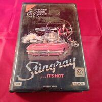 VHS Tape Stingray Clamshell