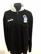Maglia ARBITRO DIADORA FIGC shirt trikot maillot jersey vintage italian referee