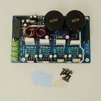 LM1875 Parallel 2.0 Amplifier Board with C1237 Below-50 W + 50 W (with cone out)