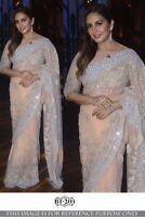 Bollywood Replica Saree Sari Indian Designer Woman Ethnic New Party Wedding Wear
