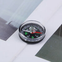 30mm Mini Compass Camping Hiking Outdoor Travel Navigation Wild Survival Tool wg