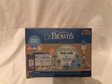 New- Dr Browns Natural Flow Options Plus Bottle set