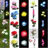 Solar Power Flower Garden Stake  Landscape Lamp Outdoor Yard Path Way LED Lights