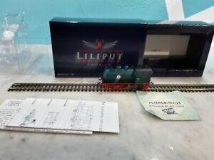 LILPUT / BACHMANN L102901 HENSCHEL DAMPFSPEICHERLOK H0 OVP TOP NEU S921_L1231