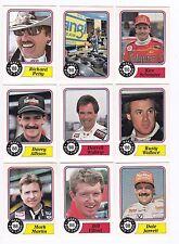 1988 Maxx Charlotte #50 Bill Elliott ROOKIE CARD! BV$6!