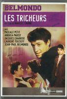 DVD LES TRICHEURS MARCEL CARNE BELMONDO