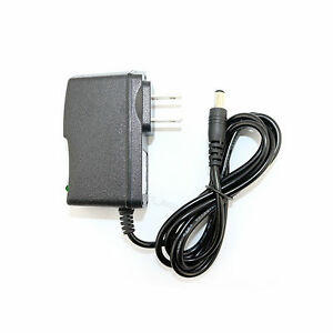 New 0.3A AC / DC Adapter 6V 300mA Power Supply Charger 5.5mmx2.1mm / 5.5mmx2.5mm